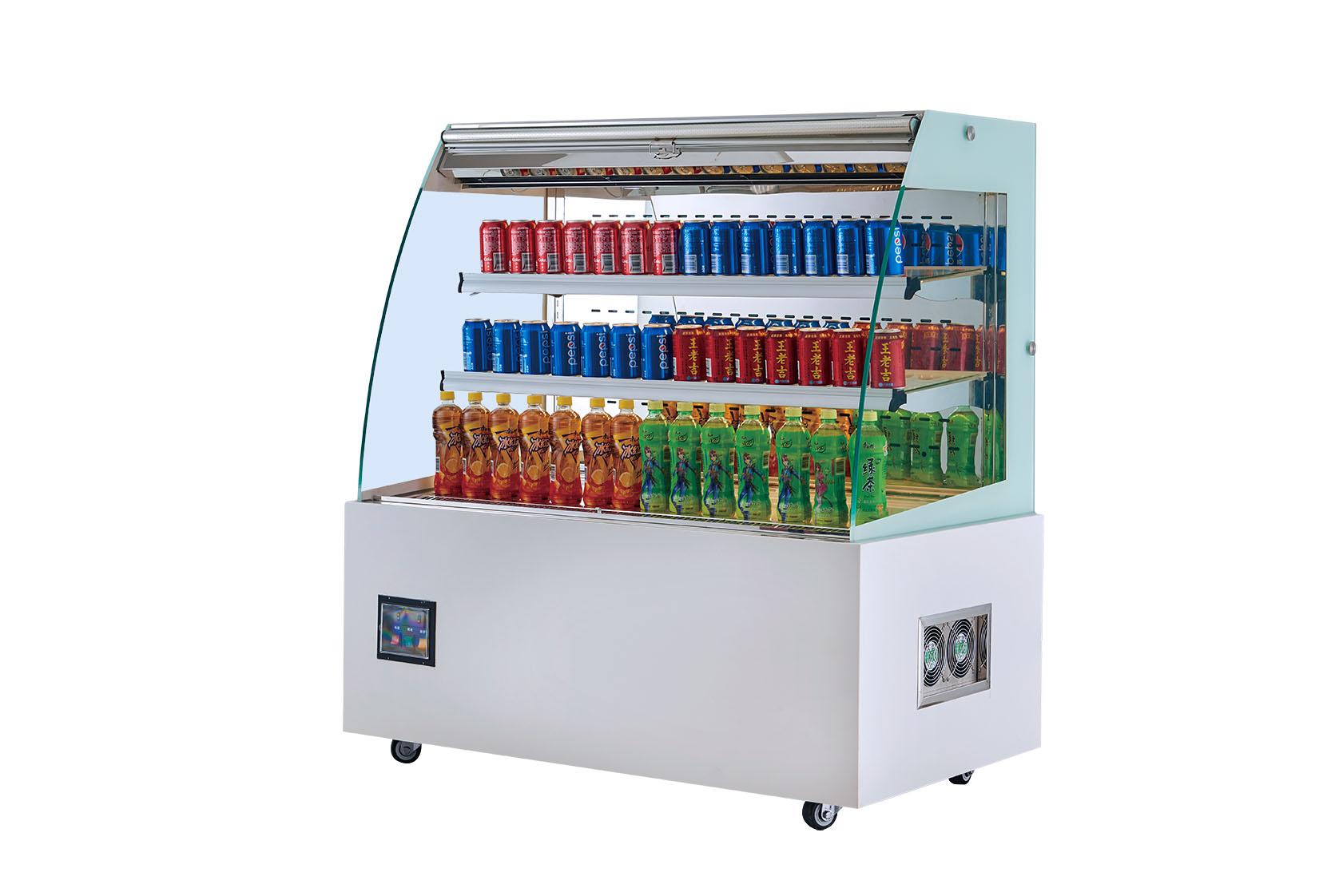 Tủ mát trưng bày siêu thị OKASU K-740AN
