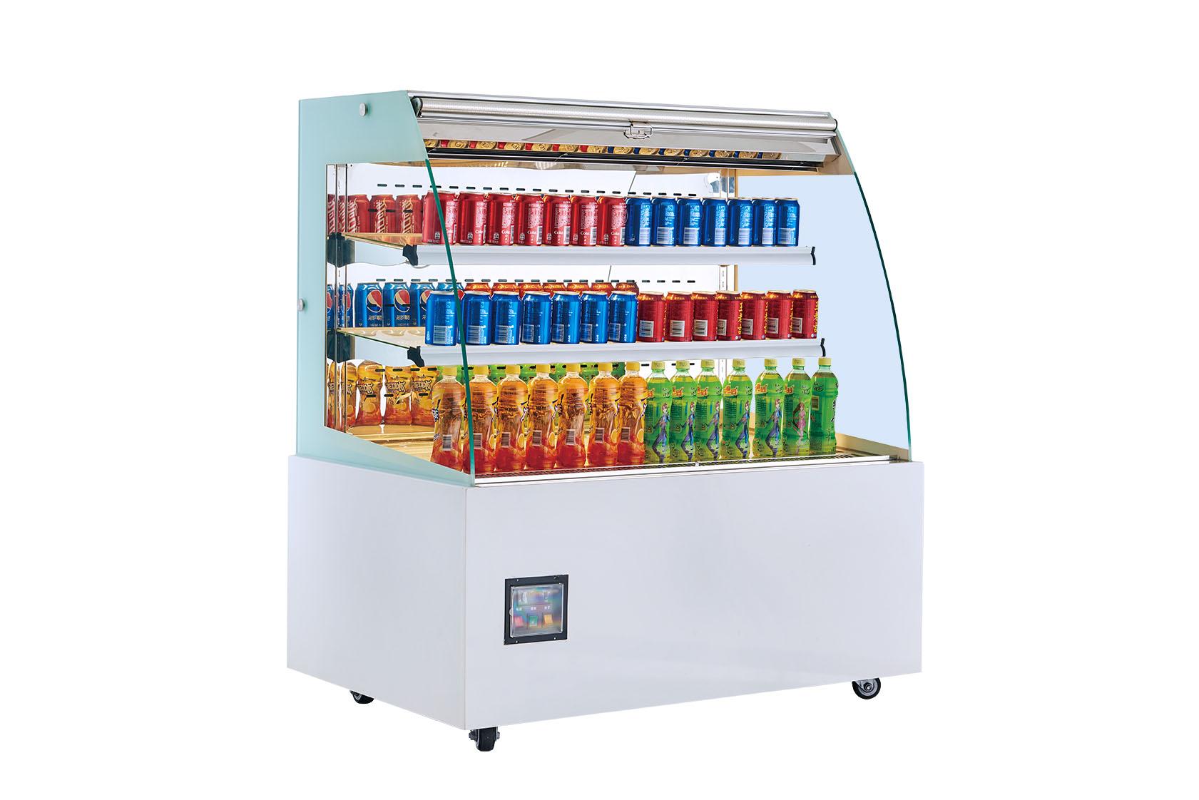 Tủ mát trưng bày siêu thị OKASU K-760AN