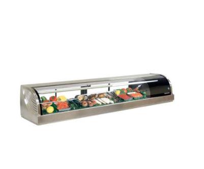 Tủ trưng bày sushi 1m2 Hoshizaki HNC-120BE-L/R-S