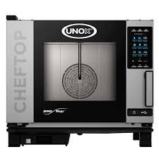 LÒ NƯỚNG CÔNG NGHIỆP UNOX XEVC-0511-GPR