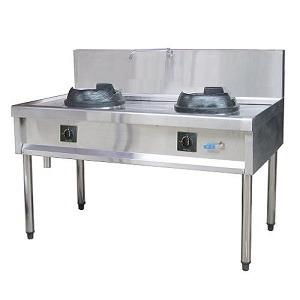 Bếp xào đôi công nghiệp TC BX/2H14