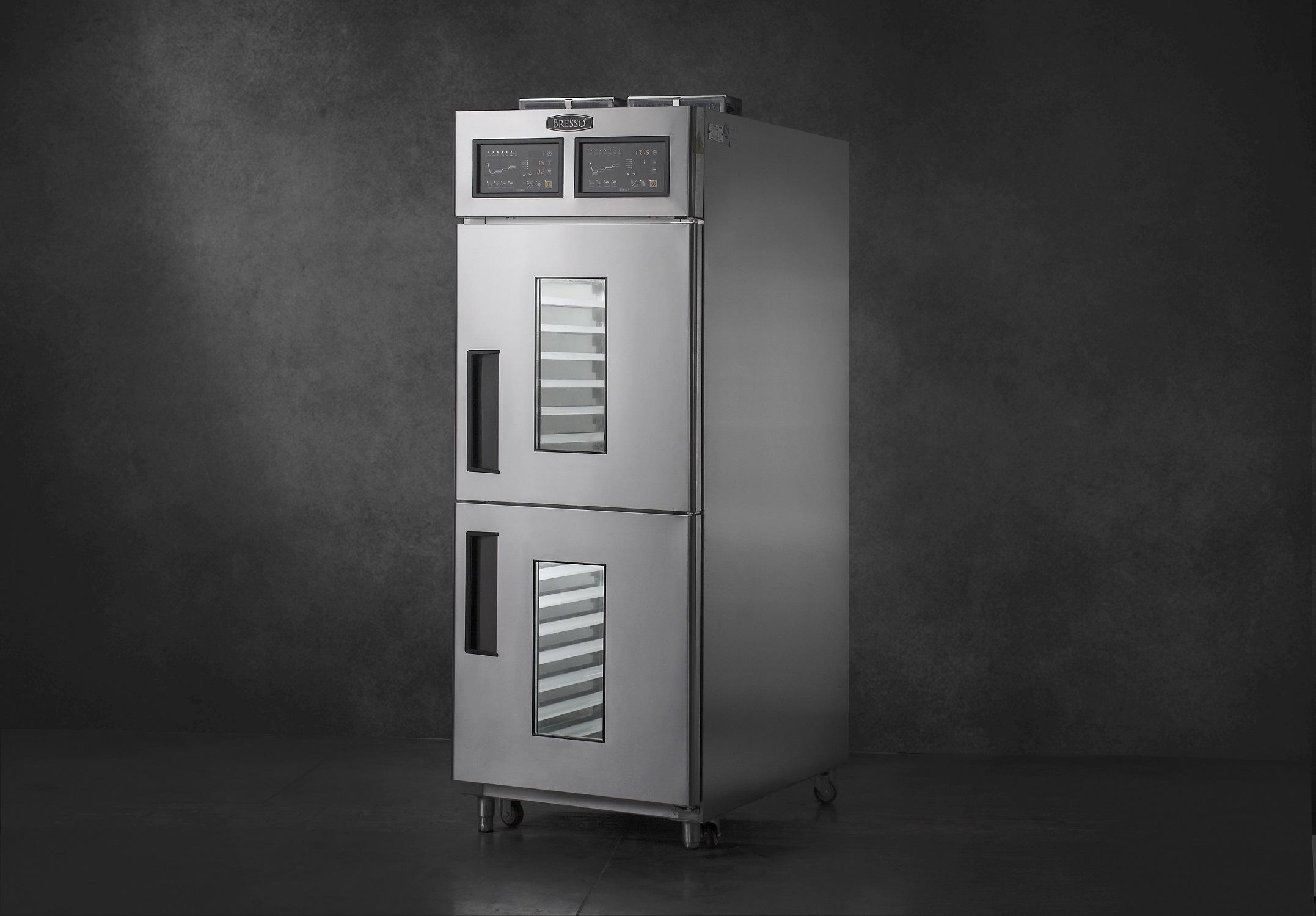 Tủ lạnh và tủ đông lên men Bresso HYDC-2032