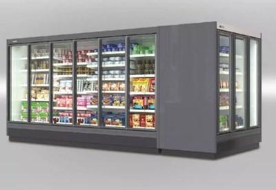 Tủ đông mát siêu thị Kolner KNVMR-AR / AF