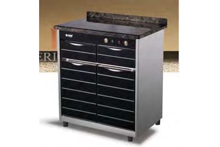 Tủ sấy và khử trùng chén đĩa Kolner GTP800KM