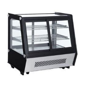 Tủ bánh kem để bàn Kolner KNW-125L