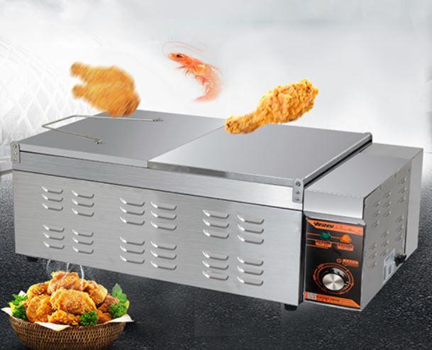 Bếp chiên dùng điện HY-88