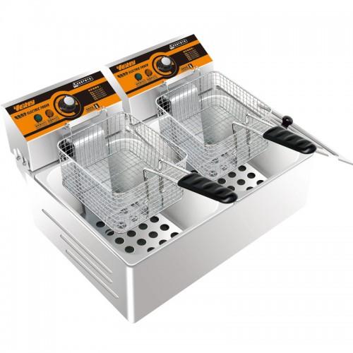 Bếp chiên đôi dùng điện HY-82R