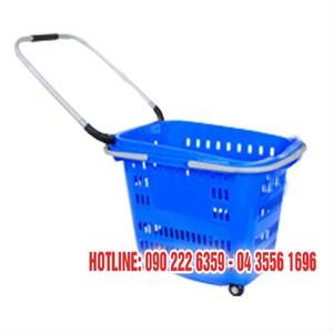 Làn kéo siêu thị KS-PW613