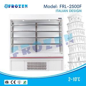 Tủ trưng bày siêu thị Frozen FRL-2500F