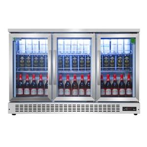 Tủ mát đồ uống 3 cửa mở  FRBR-2-3