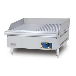 Bếp chiên nửa phẳng nửa nhám dùng điện BERJAYA EG350012R