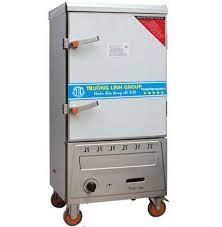 Tủ nấu cơm dùng gas kết hợp điện 30Kg TL-TCGD30
