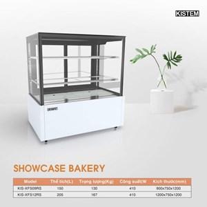 Tủ mát trưng bày bánh kem (Showcase) Kistem 150L KIS-XFS09RS