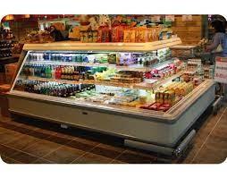 Tủ trưng bày siêu thị Carrier AMA-D2513DD