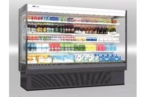 Tủ trưng bày và bảo quản thực phẩm siêu thị KNMP-A