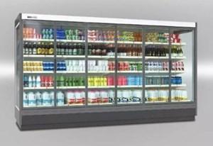 Tủ trưng bày và bảo quản thực phẩm Kolner KNVMR-AR / AF