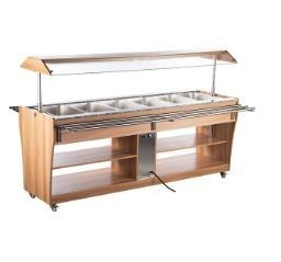 Tủ giữ nóng thức ăn Kolner KNR-2150L