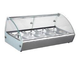 Tủ giữ nóng thức ăn Kolner KNR4-3