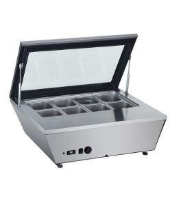Tủ giữ nóng thức ăn Kolner KNR-77L