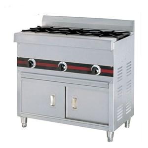 Bếp âu 3 họng dùng gas có tủ WTA-310