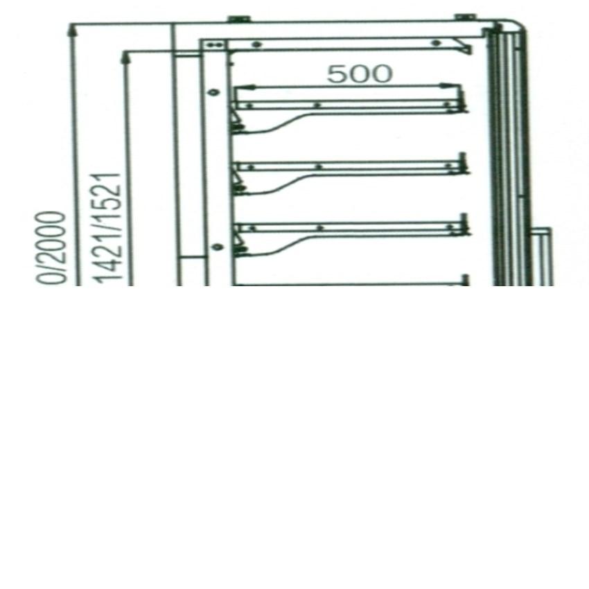 tu mat 5 canh carrier db-t80-20005da4c hinh 0
